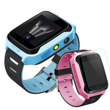 Q528 Q42 Y21 Kids GPS Tracker Watch Kids Smart Watch with Camera Flash Light Touch Screen