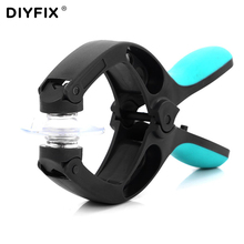 DIYFIX Mobile Phone LCD Screen Opening Pliers Suction Cup for iPhone iPad Samsung Cell Phone Repair Tool