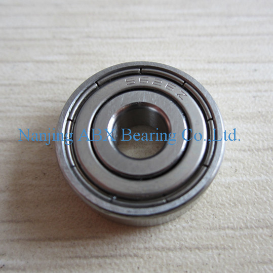 10pcs <font><b>MR126ZZ</b></font> L-1260 deep groove ball bearing 6x12x4 mm miniature bearing ABEC3 image