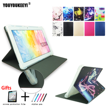 Painted Front support stand cover For DONGPAD K107 4G 10.1inch tablet Anti-drop TPU case for BK109+Protective film+stylus new touch screen for 10 inch 2 holes tablet bmxc s108 t900 s107 k107 touch panel s107 s108 s109 k107 k108