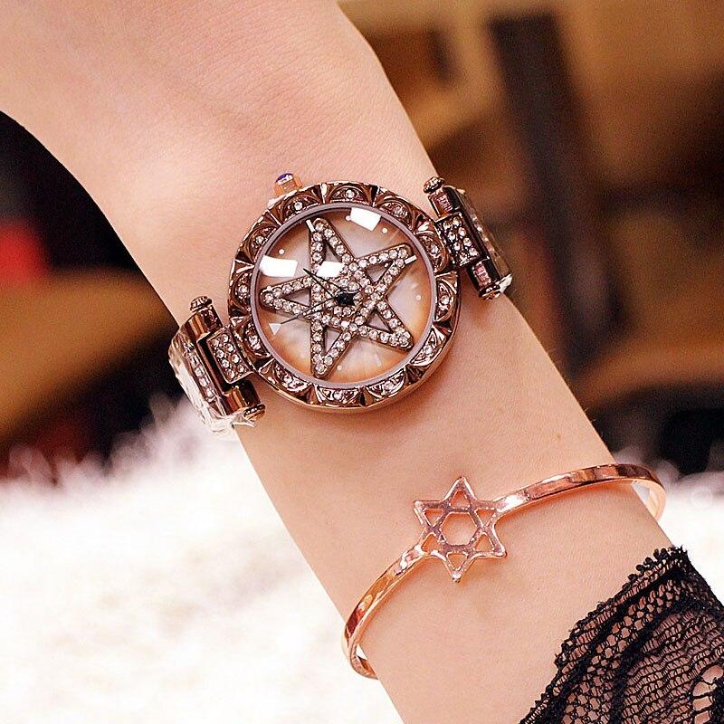 Relógios Pulseira de Relógio Feminino Relógio de