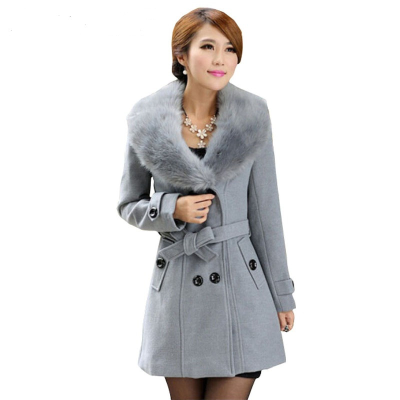 Plus-Size-M-5XL-Winter-Coat-Women-2015-New-Fashion-Slim-Big-Fur-Collar-Double-Breasted
