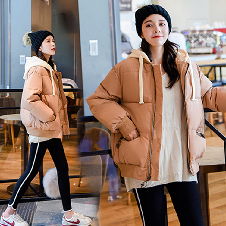 Womens Thicked Warm Cotton Coat Winter Clothes