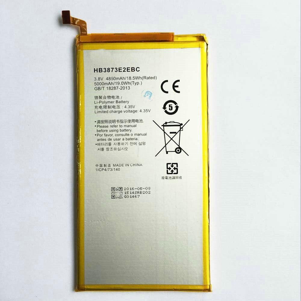imágenes para Batería Para HUAWEI Honor X1 7D-501U 7D-503L HB3873E2EBW HB3873E2EBC 7D-503U Mediapad x2 Teléfono De Reemplazo Baterías 4850 mAh
