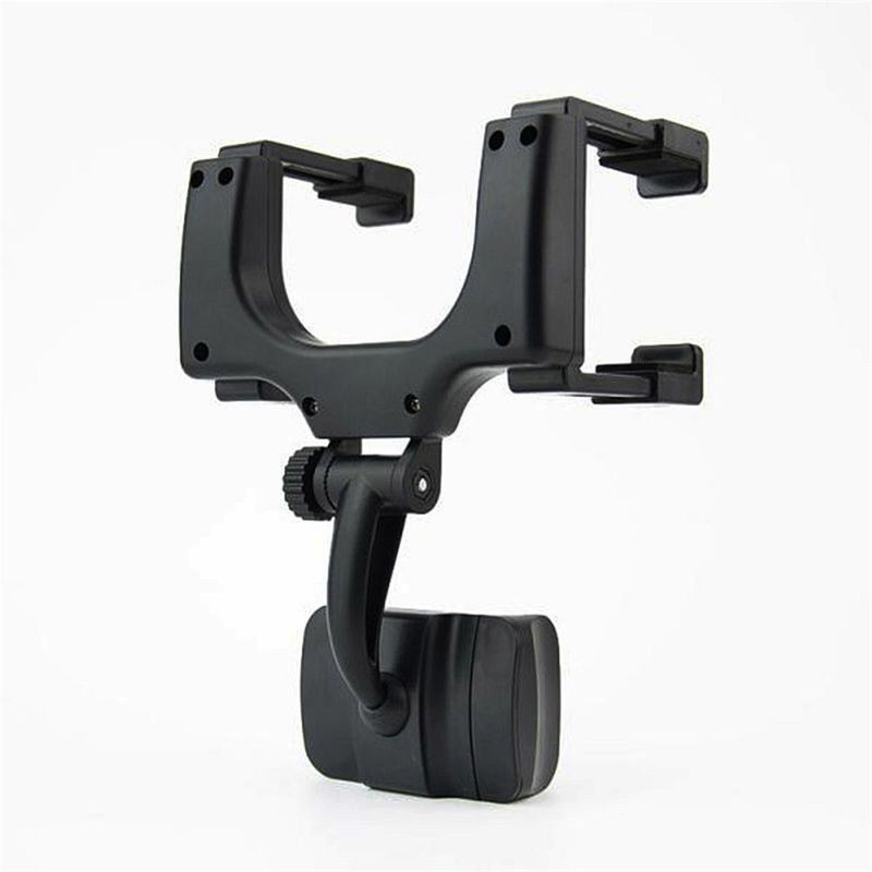 Car Rearview Mirror Mount Holder Stand Cradle for Cell Phone GPS Driving Recorder DVR Fixing Clip Interior Auto Car Accessory