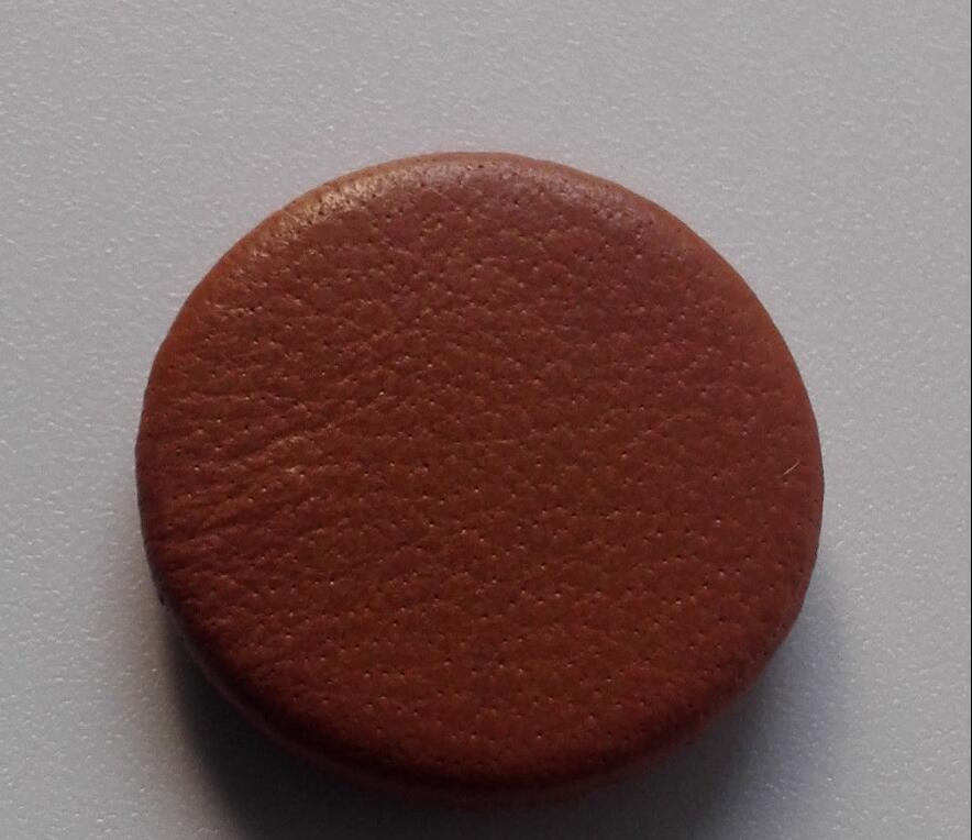 2 Set Brown Leather Clarinet Pads For Bb Clarinet
