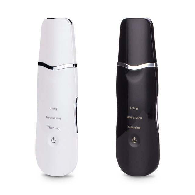 Electronic Facial Ultrasonic Cleanser