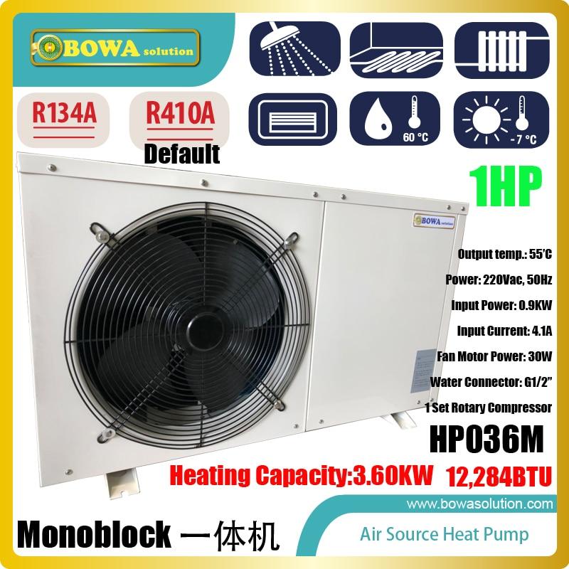 12,000BTU monoblock Hi-COP heat pump water heater without tank, please check with us about shipping costs джон дэвисон рокфеллер как я нажил 500 000 000 мемуары миллиардера