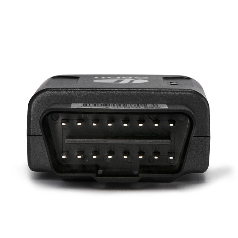 New Car GPS GPRS Tracker TK206 OBDII Interface Geo fence Function Autos fleet Tracking Device GPS LBS accurate location Hot