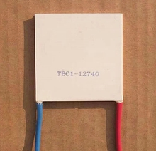 TEC1 12740 DC12V 40A 67 320 W 62X62mm 62*62mm Thermoelectric Cooler אלקטריים