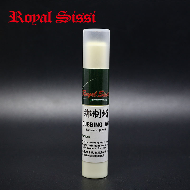 1pcs Fly tying Dubbing Wax Medium Tack 4g premium super sticky wax stick for flies tying