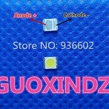 Для LG светодиодный ЖК-дисплей Подсветка ТВ Применение светодиодный Подсветка 1 Вт 3В 1210 3528 2835 холодный белый Светодиодный ЖК-дисплей ТВ Подсветка