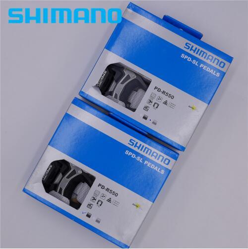 Pédales vtt SHIMANO PD-M540 SPD VTT M540