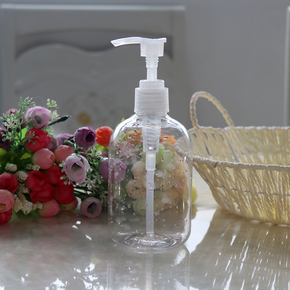 Home Improvement 1pcs Clear Plastic 350ml Shampoo Lotion Shower Gel Foam Pump Bottles Foaming Bottle Liquid Soap Whipped Mousse Points Bottling With The Best Service