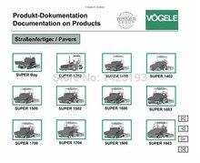 Vogele электронный каталог запчастей руководство электрические схемы и инструкции по эксплуатации.
