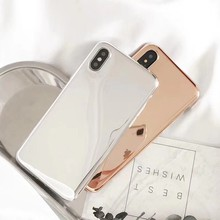 Fashion Mirror Phone Case For iphone X Case For iphone 7 6S 6 8 Plus Vintage
