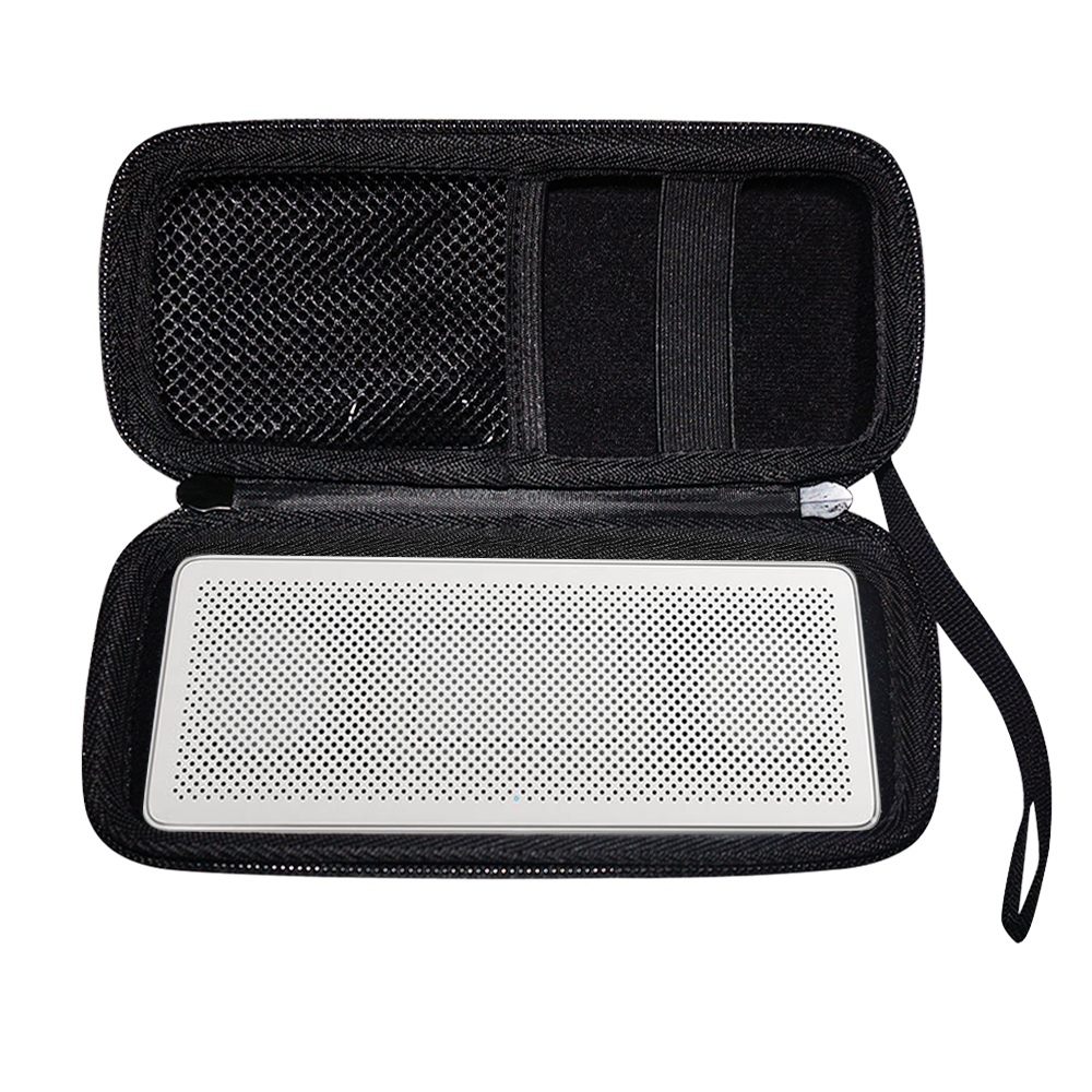 2019 Newest PU Carrying Protective Box Cover Pouch Bag Case For Xiaomi Mi Square Box 2 Portable Wireless Bluetooth Speaker