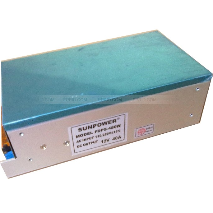 12V 40A DC Universal Regulated Switching Power Supply New Kit dmwd switching power supply 40a power