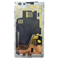 For Nokia Lumia 1020 N1020 Touch Screen Digitizer Sensor Panel LCD Display Monitor Screen Assembly Frame