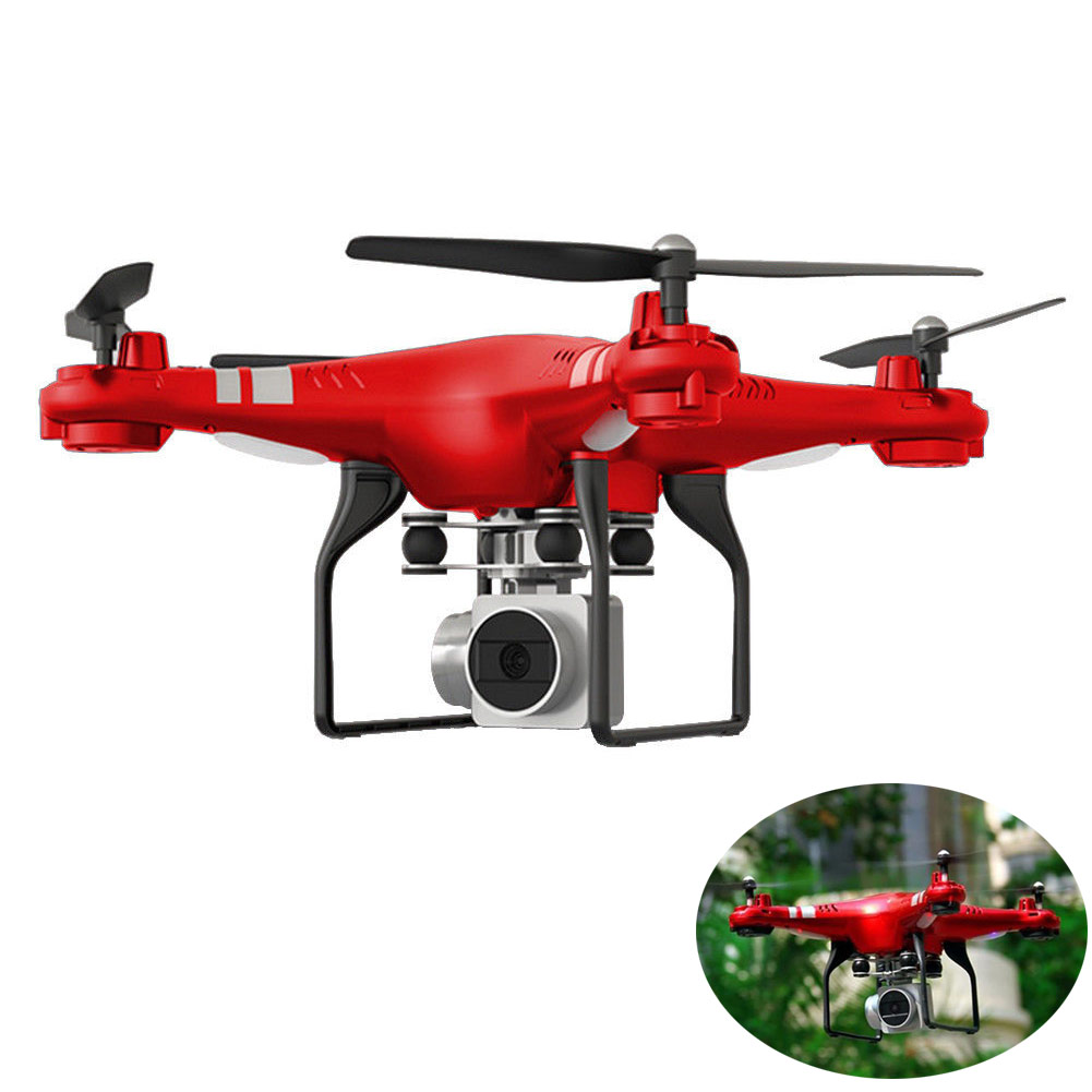 Wide Angle Lens HD Camera Quadcopter RC Drone WiFi FPV Live Helicopter Hover @ZJF original foxeer legend 2 f2 8 166 degree wide angle 12mp hd wifi camera for fpv racer racing rc drone quadcopter image transit