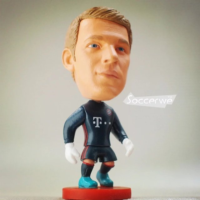 German Champions Soccer Star Lovely Toys