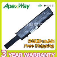 Apexway 6600mAh Battery for Dell Studio 1735 1737 RM791 RM868 RM870 312 0711 312 0712 312 0708 KM978 MT335 MT342 PW823 RM791