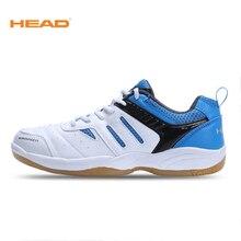 HEAD Men's Badminton Shoes Breathable Non Slip Brand Original Tennis Shoes Sneakers Sport Badminton Shoes For Men Free Shipping