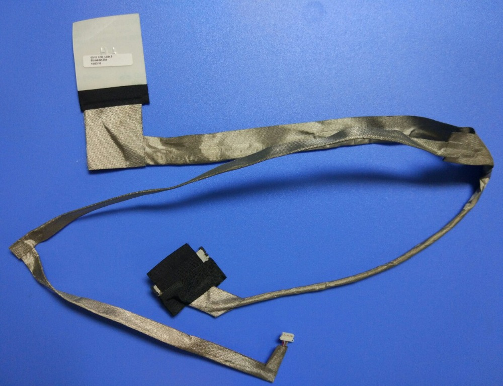 NEW LCD SCREEN CABLE FOR <font><b>DELL</b></font> <font><b>Inspiron</b></font> 15R N5010 <font><b>5010</b></font> M5010 P/N 50.4hh01.003 Free Shipping image