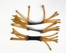 Мини-Рогатка типа A Резиновая лента 10x-Elastic-2050 мини-Рогатка Резиновая лента 3 шт.