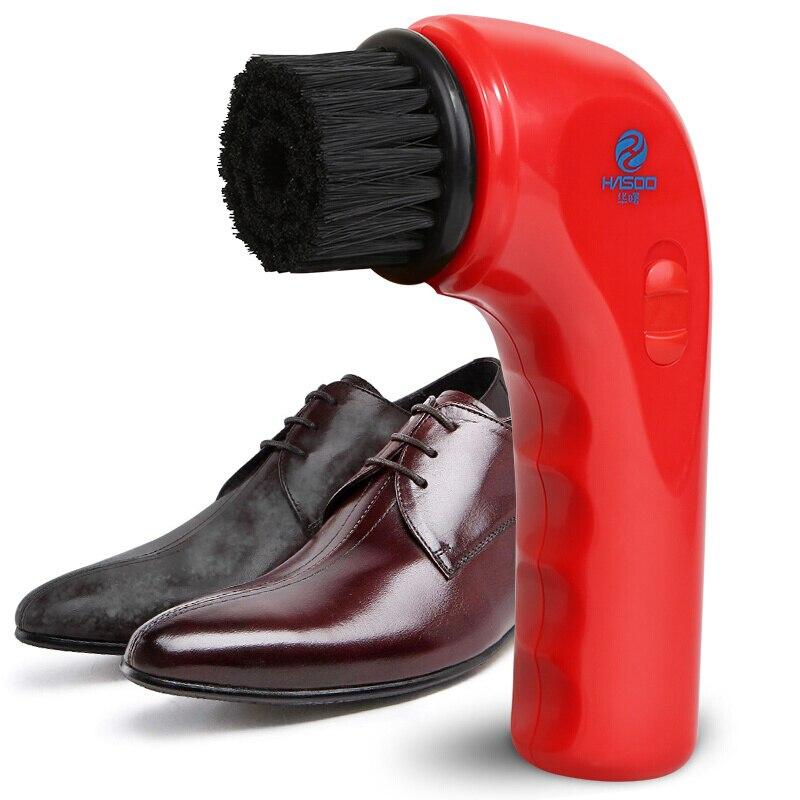 Considerado Usb Zapatos Eléctricos Recargables Cepillo Pulidor Sofá De Cuero Coche De Enfermería Pequeño Juego De Máquina Pulidora De Zapatos De Mano Una Gran Variedad De Productos
