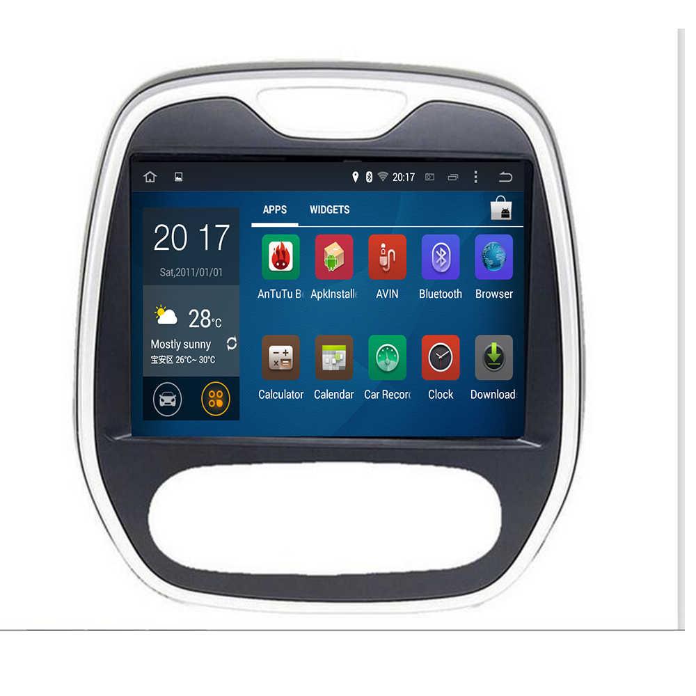 Unidad Principal Android 9,0 coche PC reproductor Multimedia para captura 2011-2019 Manual estéreo navegación GPS Magnitol 2 Din la Radio NO hay DVD