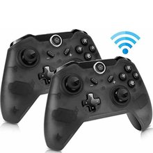 Bluetooth Wireless/Wired Pro Controller Gamepad Joypad Remote for Nintend Switch Console Gamepad Joystick Game Accessories купить недорого в Москве