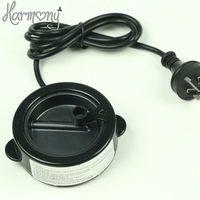 1 Piece 60W Mini Glue Pot Keratin Fusion Melt Hot Pot Constant Temperature For Hair Extension