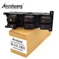 ANZULWANG Power Window Switch Front Left Fits 08 10 Hyundai Sonata 93570 3K600 935703K600
