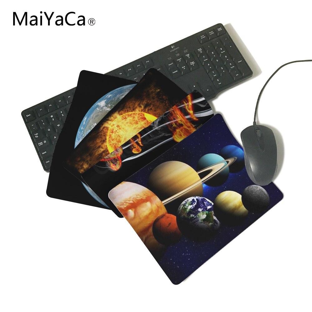 Üst Çentik Haber Satmak Yeni Küçük Boyutlu Mouse Pad Kaymaz Lastik Pedi