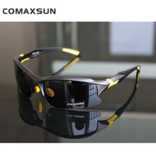 New Professional Polarized Cycling Glasses Bike Goggles Sports Bicycle Sunglasses UV 400 With  4 color цена