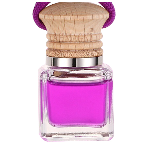 Car Ornaments perfume oils smell Genuine Car Charm Miracle, purple