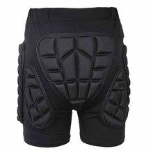 Мужские спортивные штаны для катания на лыжах, для катания на коньках, Защитные шорты для сноубординга