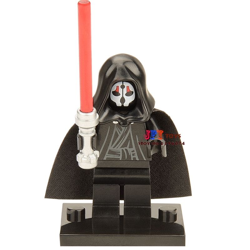 Single Sale star wars superhero Darth Nihilus building blocks model bricks toys for children brinquedos menino loz super mario kids pencil case building blocks building bricks toys school utensil brinquedos juguetes menino jouet enfant