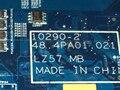 Garantía de 90 días de envío de la nueva placa madre del ordenador portátil para lenovo b570e b570 48.4pa01.021 notebook pc