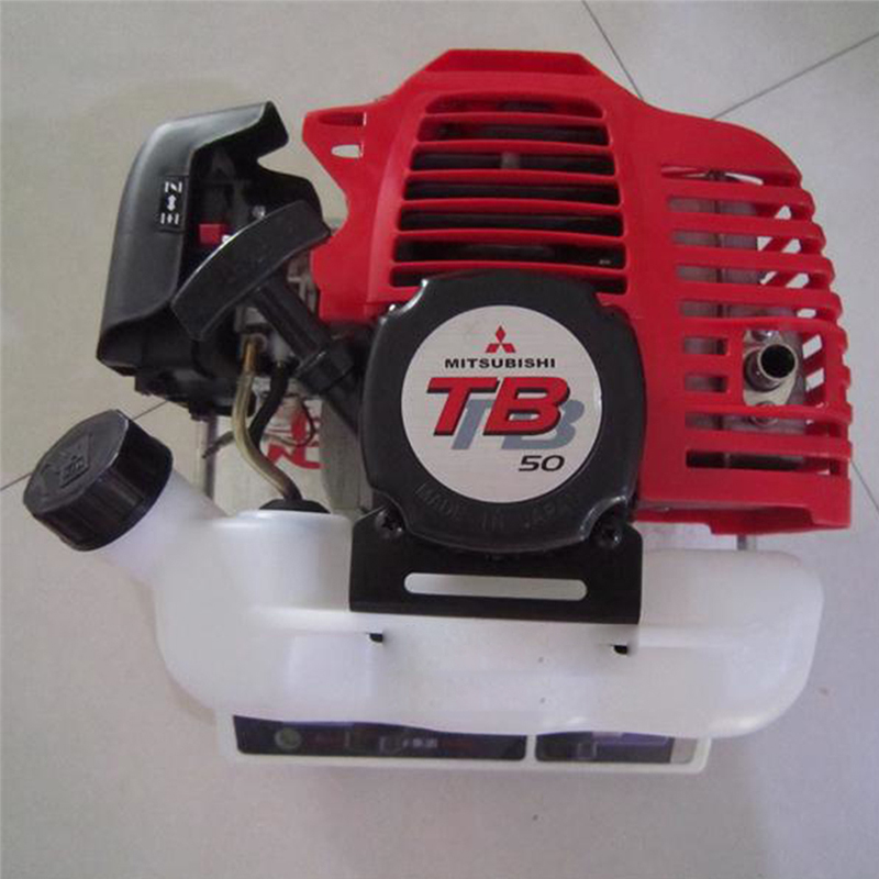Two-stroke gasoline engine TB50 engine 52cc For Lawn mower Grass cutter Pine land machine gasoline engine Lightweight body essence the false lashes mascara dramatic volume unlimited тушь для ресниц объем