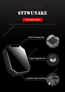Image 3 - STTWUNAKE Grabadora de Audio profesional Digital HD, Mini grabadora de voz oculta, denoise dictáfono, alta distancia, HiFi, sin pérdidas, MP3