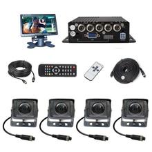 все цены на 4 Sets 2MP 1080P cameras with 1920*1080P 4 -Channel 64GB SD DVR + 7
