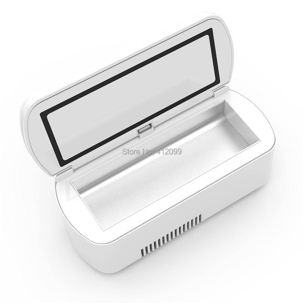 Smart Mini Medicine Fridge Diabetic Cooler Portable Medicine Freezer Diabetic Cooler Mini Fridge Case