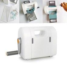 Diy corte de gravação máquina scrapbooking cortador pedaço corte máquina corte de papel em casa gravação dados ferramenta para diy hobby