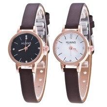 Durable watch women relogio feminino Female Models Fashion Thin Belt Rhinestone Belt Watch