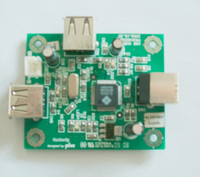 original and new Infiniti USB HUB board printer parts