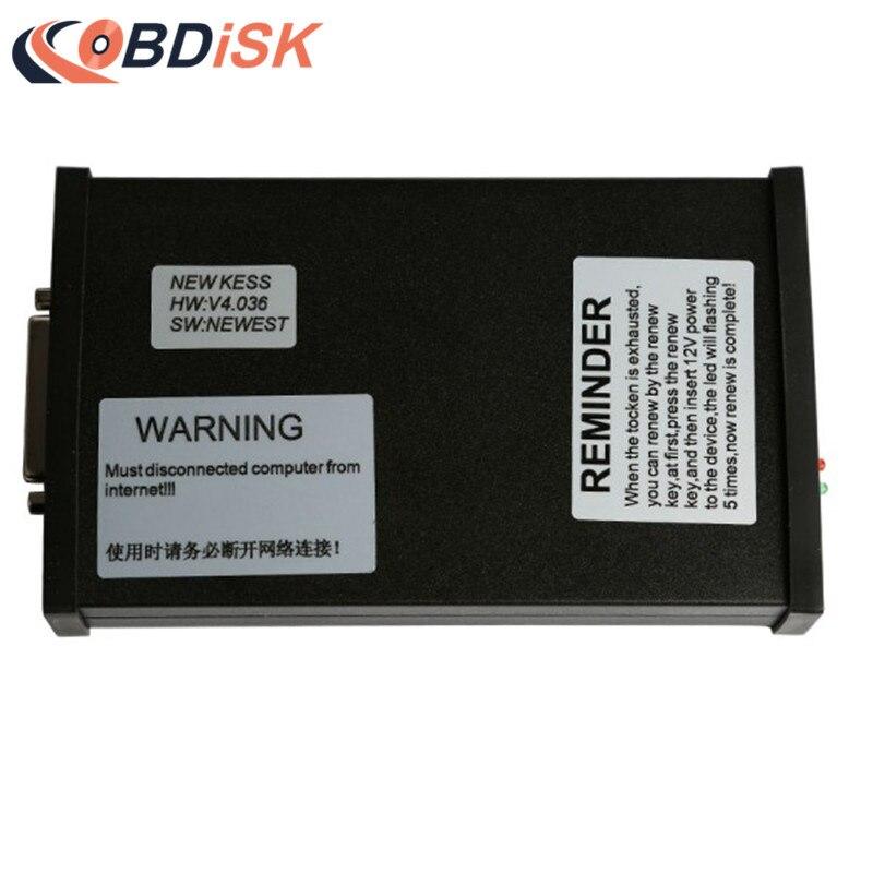 Цена за Самое лучшее качество KESS V2.28 FW V4.036 KESS V2 менеджер Тюнинг Комплект мастер версия с неограниченным маркер