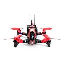 F-Awan Rodeo 110 BNF Ada TX 110mm Racing Drone Walkera FPV RC Quadcopter (Dengan 600TVL Kamera/baterai/Charger)