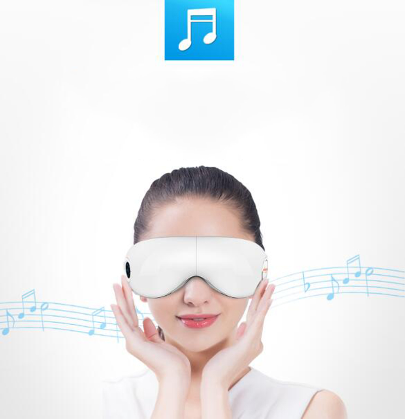 HANRIVER Eye massager myopia instrument bao hot compress orthodontic care vision fatigue recovery eye massager 3